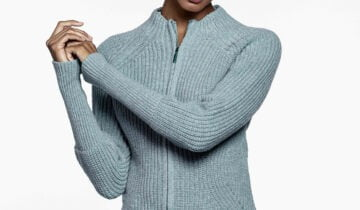 Easy Going Cardigan – Seagreen